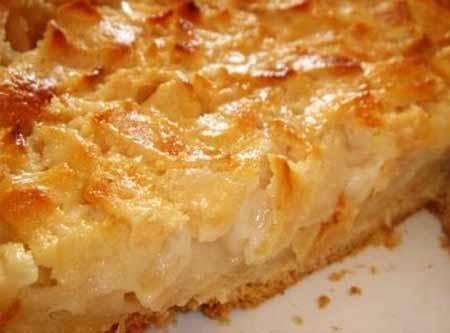 Серебряный век - яблочный пирог