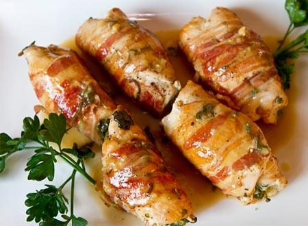 Вкусные блюда из куриного филе рецептов