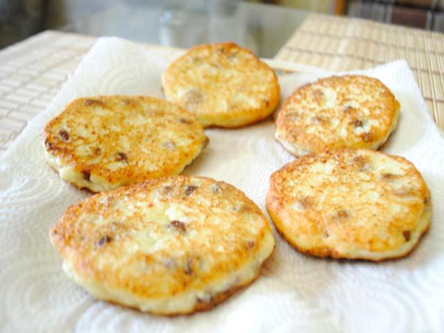 Вкусные сырники из творога рецепт пошагово на сковороде пышные