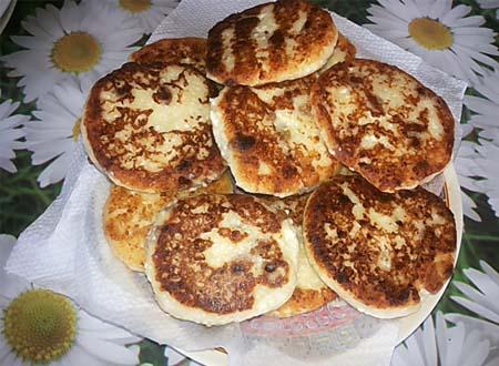 Очень вкусный рецепт сырников из творога пошагово