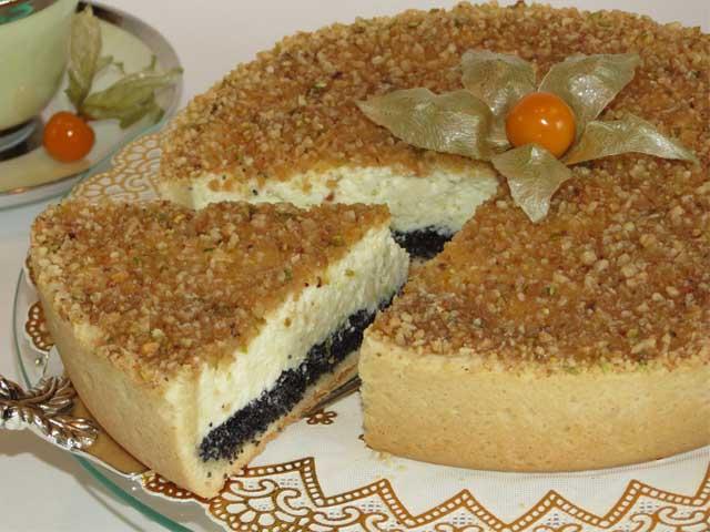 Пирог в маком в мультиварке рецепты простые и вкусные