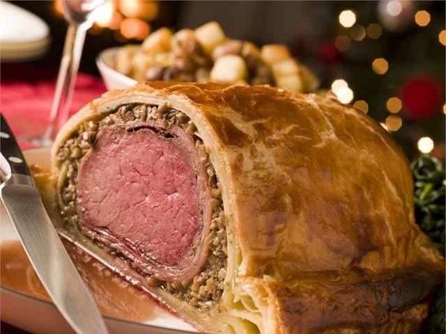 Мясо веллингтон рецепт с фото