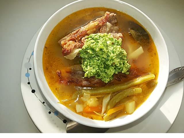sup-minestrone