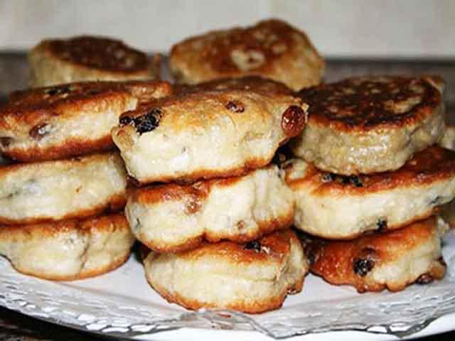Рецепты приготовления пирожных