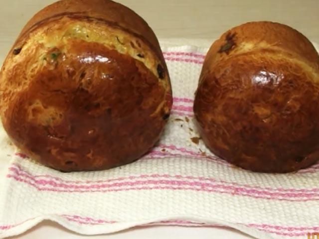 Кулич amp;amp; Царский amp;amp; - пасхальный рецепт на сливках - Вкусно и Душисто