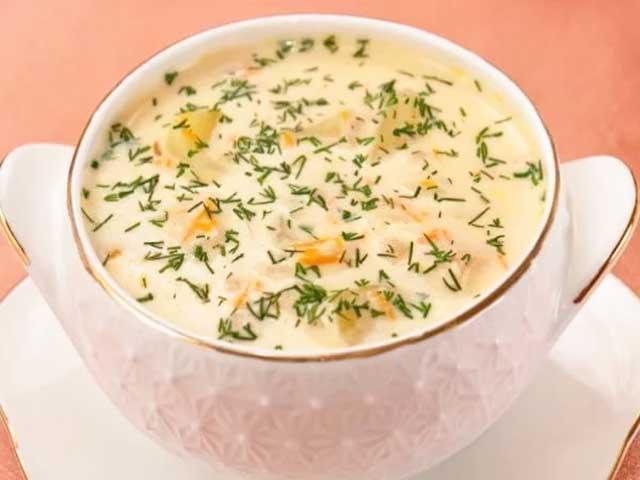 Сырный суп с курицей рецепт с фото в мультиварке