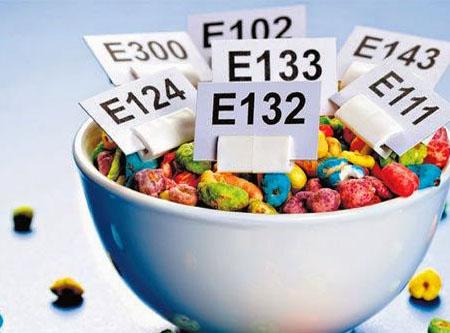 Опасные пищевые добавки