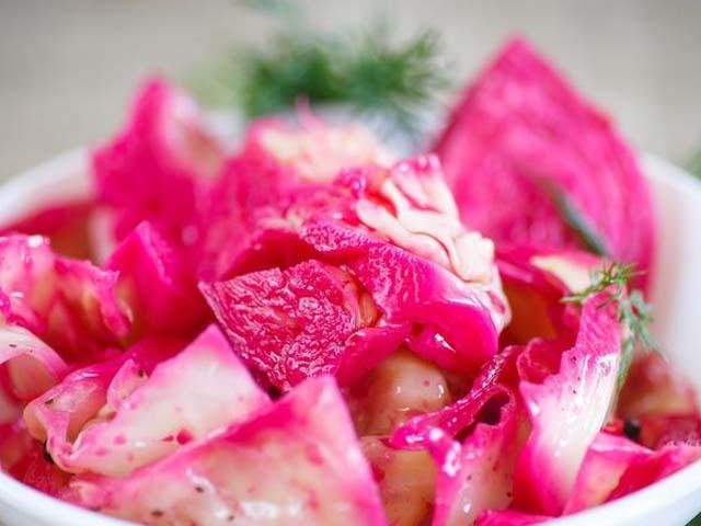 Капуста пелюстка со свеклой — 8 рецептов быстрого приготовления и на зиму капусты с буряком