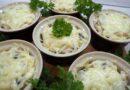 Жульен с курицей и грибами на сковороде — рецепты приготовления