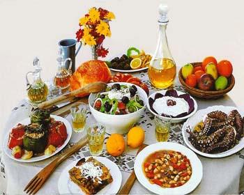 Салаты греческий рецепты простые с фото в