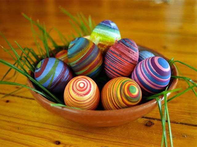 Как красить яйца на Пасху 2017 своими руками - 20 лучших способов с фото и видео