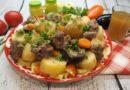Дамлама по-узбекски в казане — вкусный рецепт приготовления