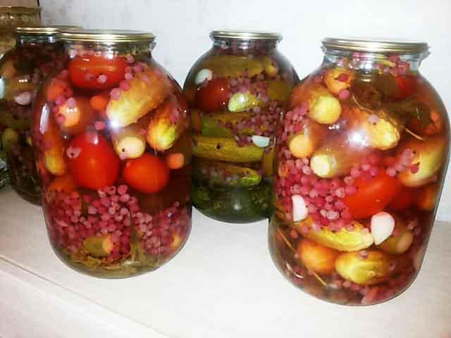 konservirovannye-ogurcy-recept-s-krasnoj-smorodinoj