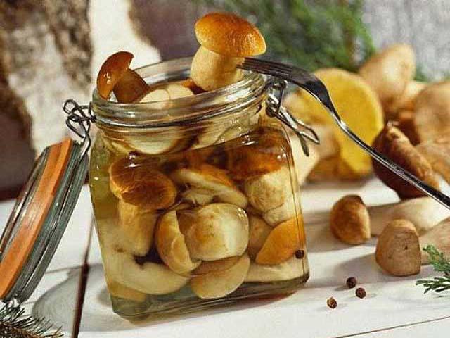 Как правильно закатывать грибы в банки