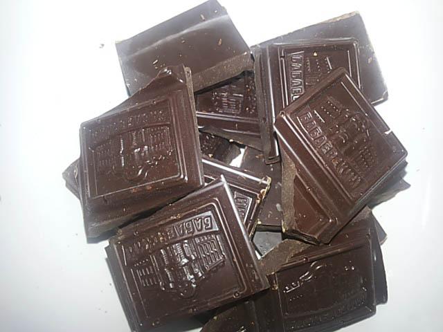 chokolad
