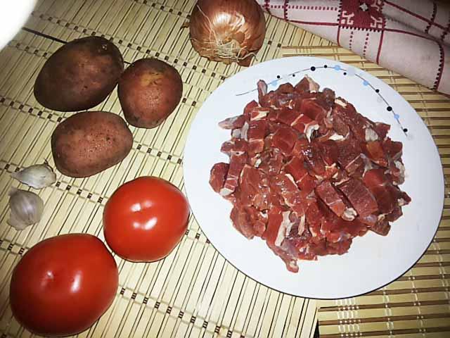 myaso - pomidory-kartofel