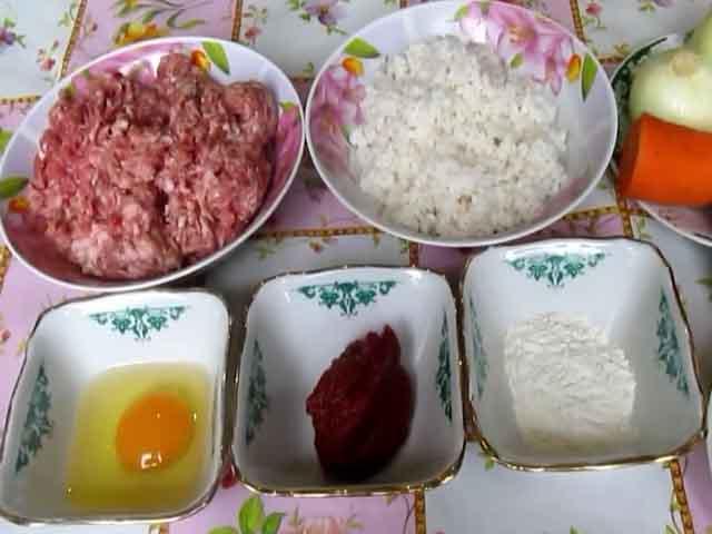 рецепт томатного соуса для мясных шариков