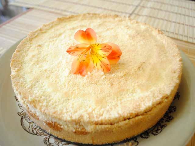 Творожная королевская ватрушка - рецепт пошаговый с фото