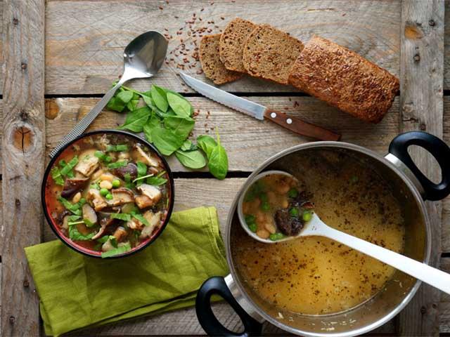 Как приготовить суп из грибов подосиновиков?