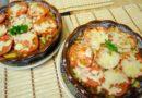 Картофельная запеканка с фаршем — вкусный пошаговый рецепт