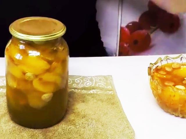 Варенье абрикосовое на сковороде