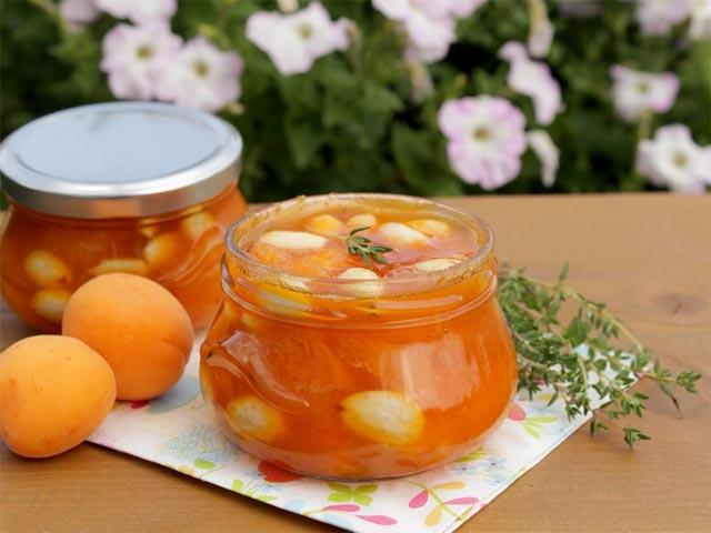 варенье из абрикосов без косточек с ядрышками рецепт