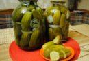 Огурцы, маринованные по болгарски — рецепт на зиму