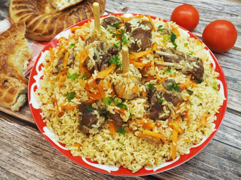 Плов из баранины по-узбекски в казане. Рецепт приготовления настоящего узбекского плова