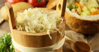 Квашеная капуста — классические рецепты на зиму