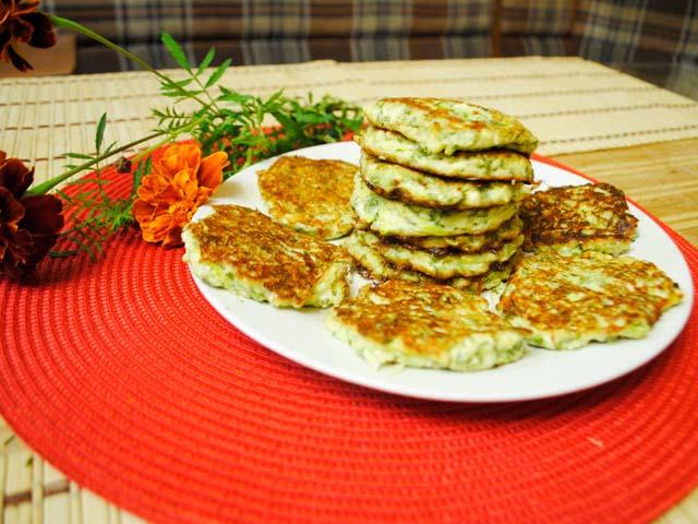 Оладьи из кабачков — лучшие рецепты как приготовить кабачковые оладушки