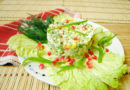 Крабовые салаты по классическому рецепту с пошаговым описанием