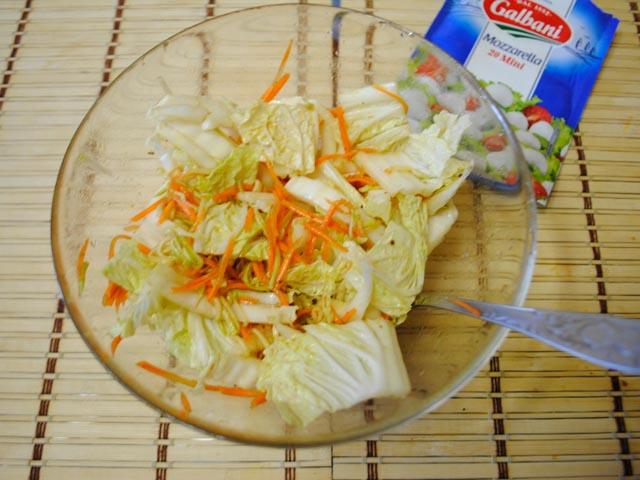 рецепт салата из пекинской капусты по-корейски народная сказка