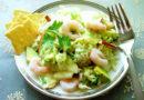 Салаты с креветками — простые и вкусные рецепты на Новый 2018 Год
