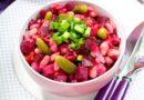Винегрет — 8 простых и вкусных рецептов в лучших традициях