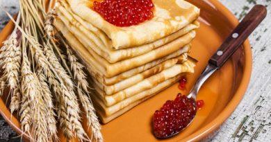 Блины на кефире с кипятком — пошаговые рецепты тонких заварных блинчиков