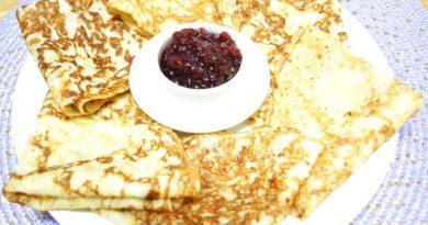 Блины на молоке и кипятке — вкусные проверенныерецепты тонких заварных блинчиков