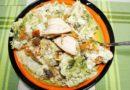 Курица в сливочном соусе на сковороде — вкусный пошаговый рецепт