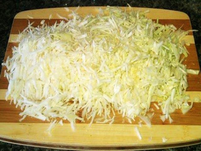 Как приготовить вареники с картошкой и капустой