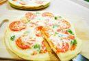 Быстрая пицца на сковороде за 10 минут — 7 пошаговых рецептов