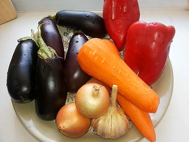 Баклажаны с чесноком на зиму 10 лучших рецептов приготовления консервации