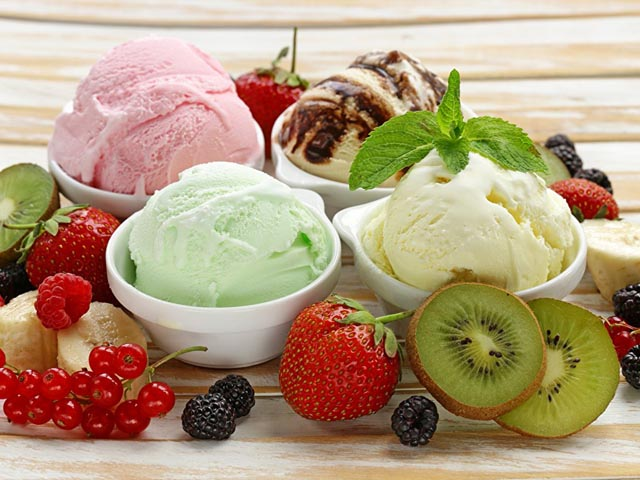Домашнее мороженое без сливок: рецепты