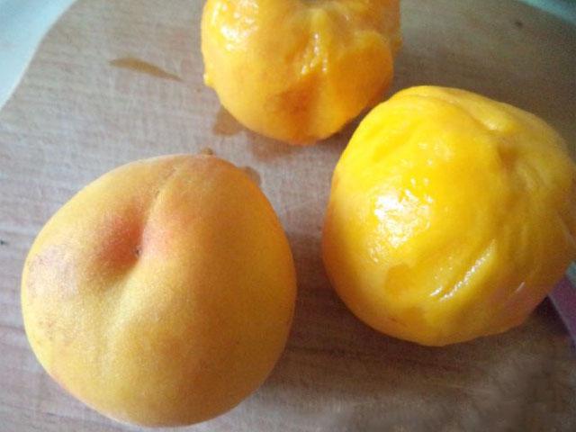 Варенье из персиков на зиму - рецепты пятиминутки дольками в мультиварке видео