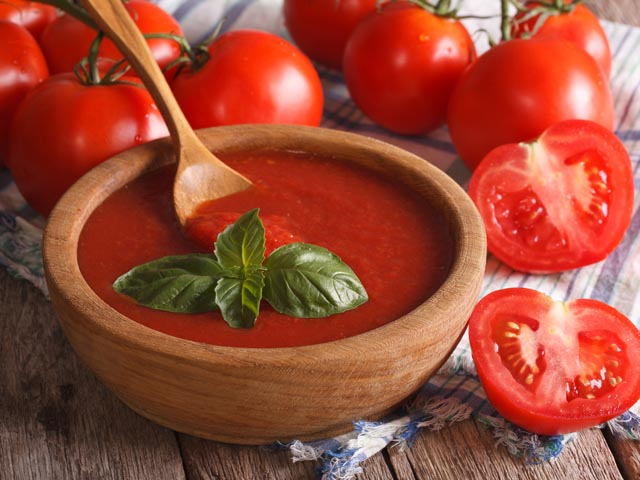 Кетчуп из слив и помидор на зиму в домашних условиях