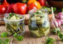 Маринованные кабачки быстрого приготовления — вкусные рецепты на зиму