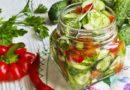 Салаты с огурцами на зиму — самые вкусные рецепты «Пальчики оближешь»