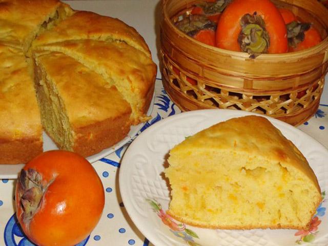 Тесто для пирога из тыквы