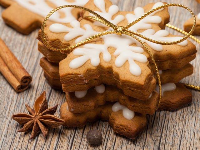 Имбирное печенье — 6 рецептов вкусного классического печенья