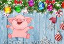 Поздравления на Новый 2019 год Кабана (Свиньи) в стихах и прозе