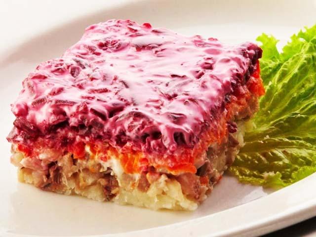 внимание, что салат манон рецепт пошаговый с фото вторую мировую