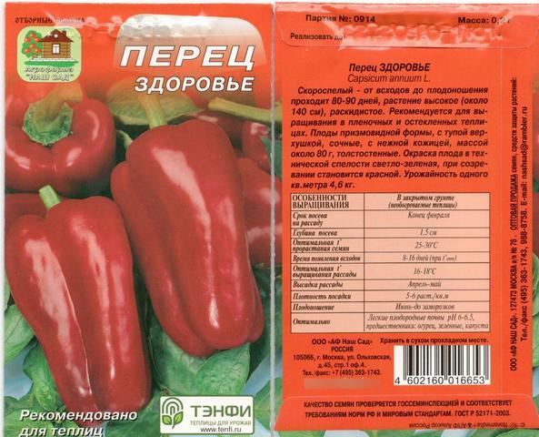 Болгарский перец — лучшие сорта для открытого грунта и теплиц с описанием характеристик